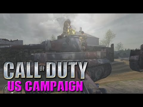 Call of Duty. US campaign
