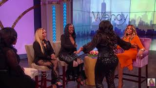 Curves Angel, Tamika Scott (Xscape) Appears on Wendy!