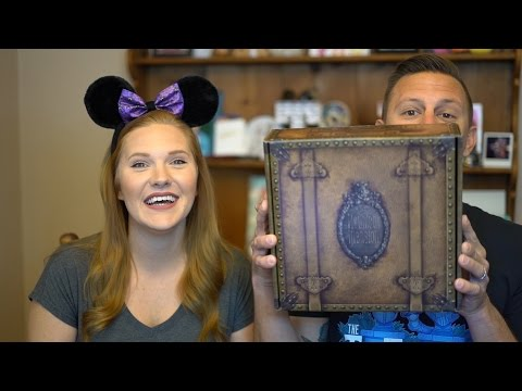 The Ghost Post Month 2 | Unboxing, Demo & Full Walk Through | Disney's Subscription Box