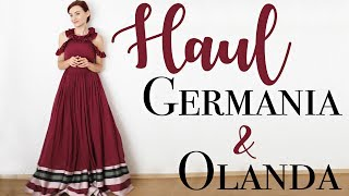 Haul | Ce mi-am cumparat din Germania & Olanda :)