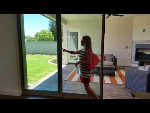 Exterior Sliding Doors in Sherman