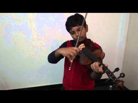 Violin Valsette by Anish Sharma