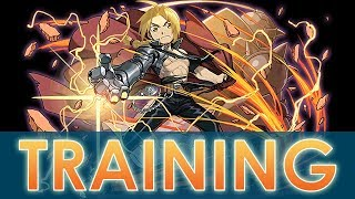 Puzzle & Dragons - Training Arena with FMA ED
