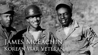 Profiles in Valor: James McEachin, Korean War Veteran (Narrated by Jon Voight)