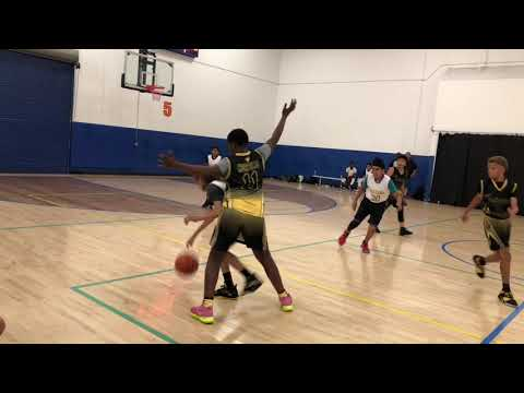 UnXpected Vs YC Ballers 10-26-19