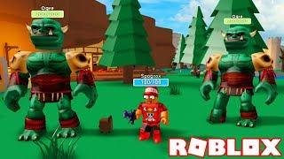 Roblox - MONSTERS SIMULATOR - Roblox Simulatore 🎮