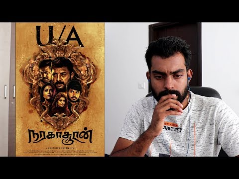 Naragasooran Trailer Reaction | Arvind...