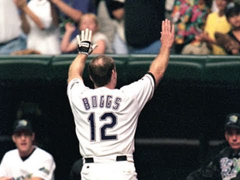 8/7/99: Wade Boggs's 3,000th Hit