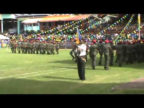 SAINT VINCENT AND THE GRENADINES 35TH INDEPENDENCE ANNIVERSARY