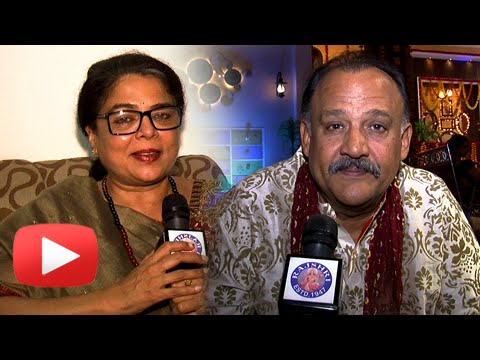 Reema Lagoo, Alok Nath Exclusive Interview | #20YearsOfHAHK