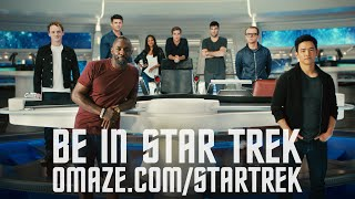 Win a walk-on role in Star Trek Beyond...for charity