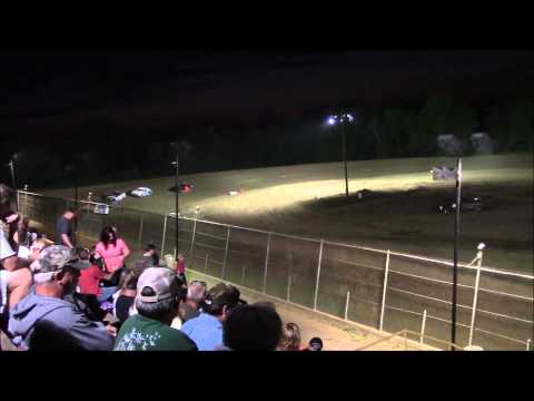 Butler Motor Speedway Street Stock Heat #3 8/22/15