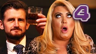 """""""You Calling Me A Diva?!"""" - Gemma Collins Storms Out Of Date After 4 Minutes   Celebs Go Dating"""