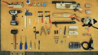 """10 Bullets, #8: """"ALWAYS BE KNOLLING"""". By Tom Sachs"""