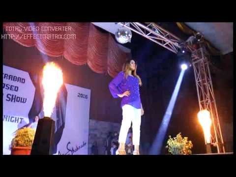 Hyderabad fashion show by the fashion empire production