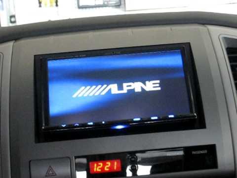 alpine w505