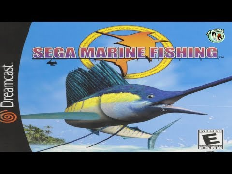 Sega Marine Fishing Arcade 1999 [HD]