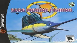 Sega Marine Fishing Arcade 1999 [HD]