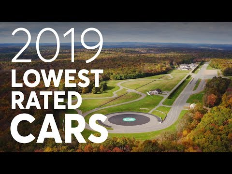 Lowest-Rated Cars of 2019 | Consumer Reports