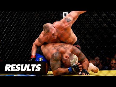 UFC 200: Brock Lesnar vs Mark Hunt Fight...