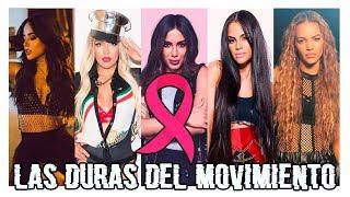 TOP 7 MEJORES CANTANTES FEMENINAS DEL REGGAETÓN Y TRAP || CÁNCER DE MAMA