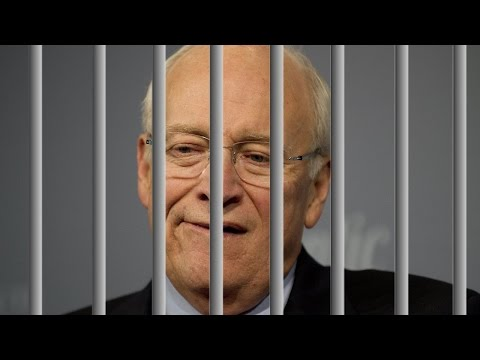 Dick Cheney Going To Jail?
