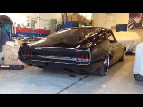 1967 Ford Mustang 'Nightmare' start up and idle