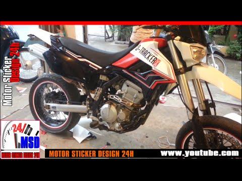 Kawasaki d tracker 250 ks designer