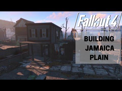 Fallout 4: Building Jamaica Plain