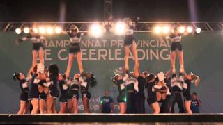 L'équipe de cheerleading des Citadins recrute