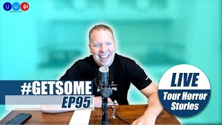 Gary Owen Gets Hit By An Earthquake On-Air #GetSome Podcast EP95