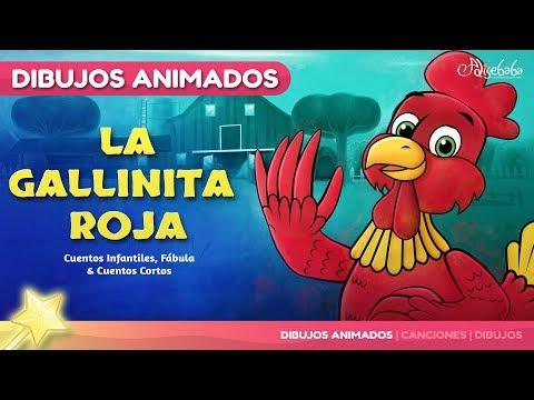 la-gallinita-roja-cuentos-infantiles-para-dormir-&-animados