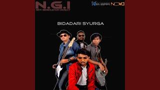 Cover images Bidadari Syurga