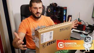Unboxing del MSI Prestige PS42