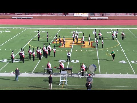 2018 HILLTOPPER INVITATIONAL: Pigeon Forge High School Marching Band