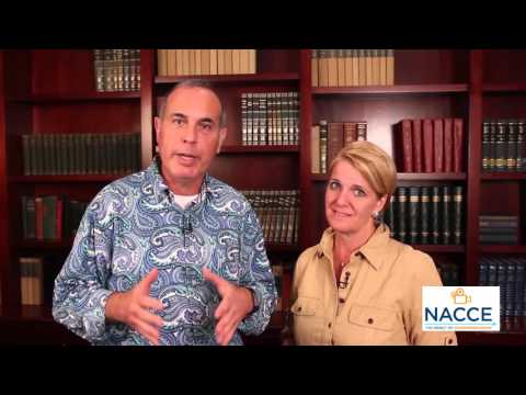 NACCE Member Testimonials: Beth Kerly & Andy Gold, Hillsborough Community College
