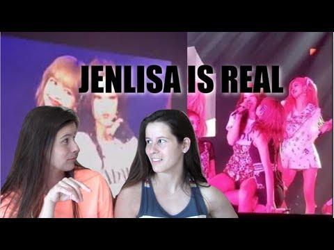 NON KPOP FANS REACT TO JENLISA IN HAMILTON 블랙핑크