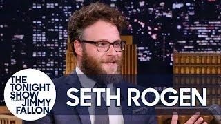 Listen for Seth Rogen