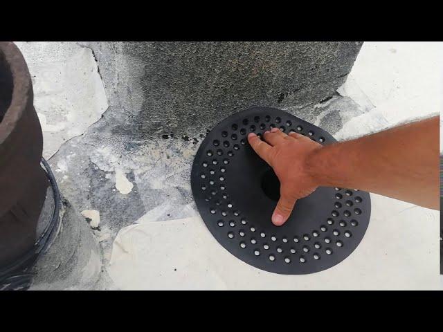 Cum se monteaza o scurgere de camp