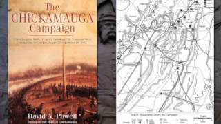The Chickamauga Campaign—A Mad Irregular Battle book trailer