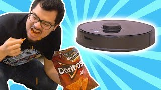 The robot vacuum that can't be stopped 🤖