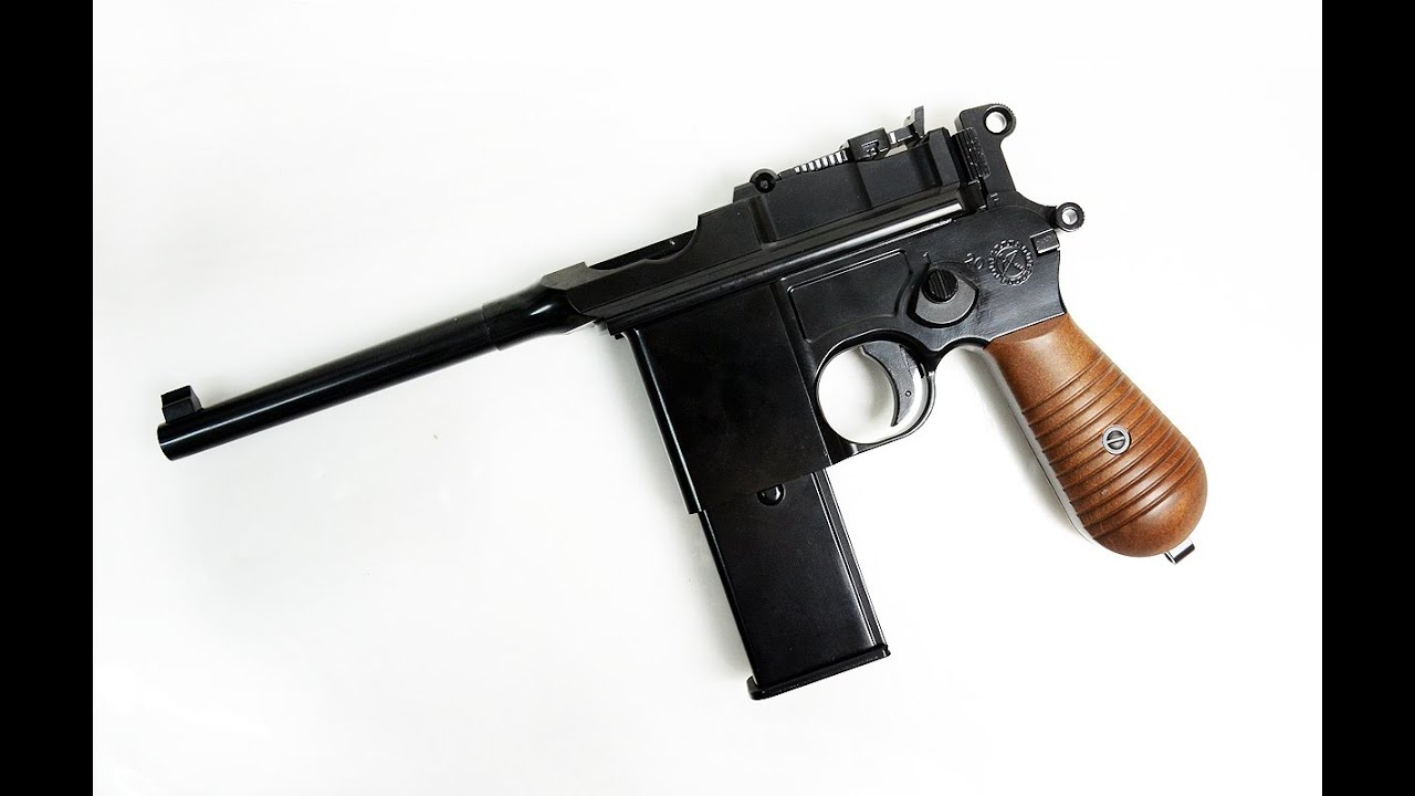 Bunny Review: WE M712 Gbb Pistol