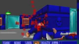 """Wolfenstein 3D - SS Soldier """"Mein Leben"""""""