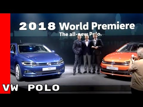 2018 VW Polo Unveiling
