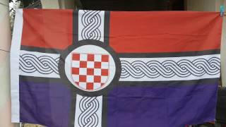 My flags of Croatia