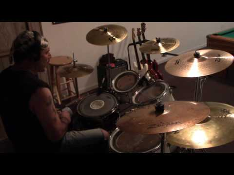 Because The Night - Drum Cover - Patti Smith