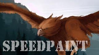 Speedpaint monster