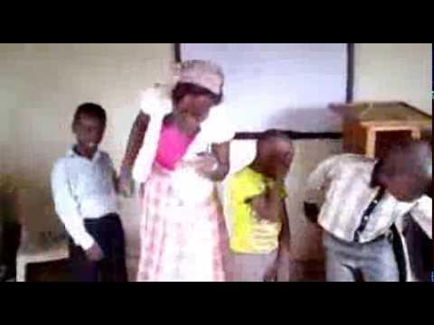 Download Chapel of Light Children, LASU dance with Aunty Kemi