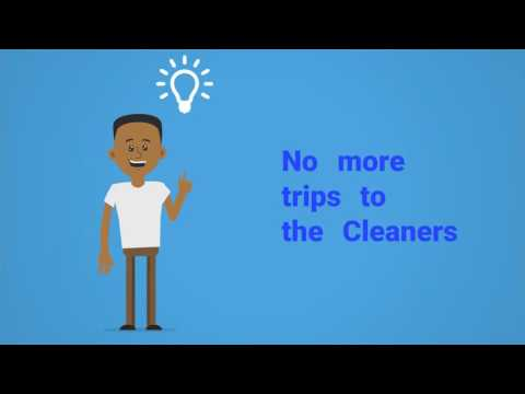 ECODry Mobile Dry Cleaning