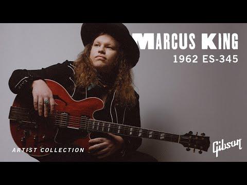 Marcus King 1962 ES-345
